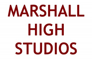Marshall High Studios sponsor sheet